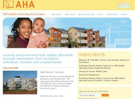 AHA - Custom Drupal Site and Theme